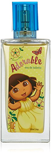 dora-the-explorer-by-nickelodeon-for-women-adorable-eau-de-toilette-spray-34-oz-100-ml-by-nickelodeo