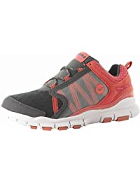 Hi-Tec fly-away Unisex colorido correr Deportes Entrenamiento calzado zapatillas zapatos, multicolor, 4