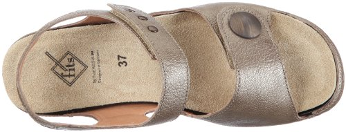 Theresia Muck Gil M54108-201-385, Sandales mode femme Beige-TR-C1-32