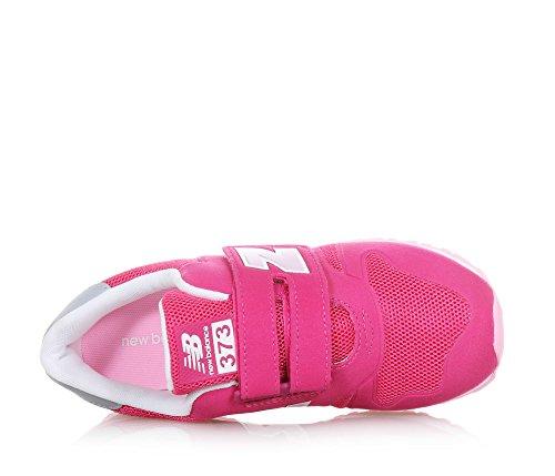 New Balance 373 Velcro, Formatori Unisex – Bambini Rosa