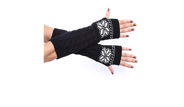 2018 Winter Reine Farbe Wolle Weiche Modische Warme Handschuhe Finger Kaschmir Halb Arme Arm Wärmer 1 Paar Armstulpen