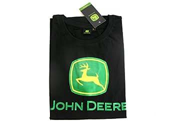 John Deere T-shirt - Noir - Small