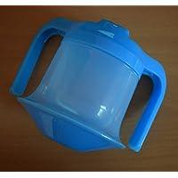 Luminoso Non Spill vaso–Adulto Anti Derrame potable taza con tapa y la boquilla.