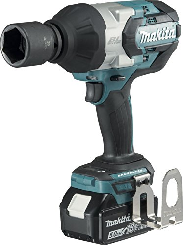 Makita DTW1001RMJ Boulonneuse avec 2 Batteries 18 V 4,0 Ah 1050 nm