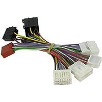 G.M. Production - BT DA - Cavo PASSIVO per montare un vivavoce Bluetooth (PARROT o BURY o simili) per autoradio e navigazioni RENAULT DACIA [controllare foto e dettagli compatibilità]
