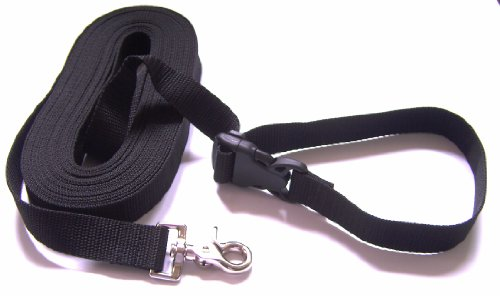 schleppleine-mit-losbarer-handschlaufe-15-meter-schwarz-25-mm-breit-von-dogs-and-more-aus-berlin