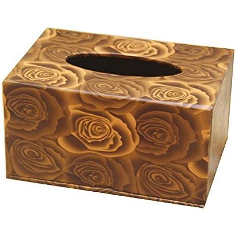Mache Boutique Tissue Box lusso PU cuoio