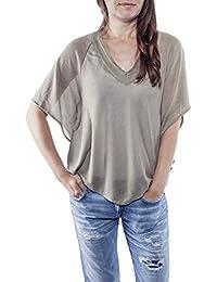 Ella Manue Frauen Oversize Shirt Florence