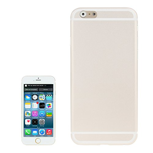 "wortek Hardcase Schutzhülle Apple iPhone 6 4,7"" Transparent (Matt / Transparent) Ultra Dünn 0,3mm iPhone 6 - Transparent"