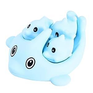 baby badewannenspielzeug hochwertiges und nette delphin. Black Bedroom Furniture Sets. Home Design Ideas