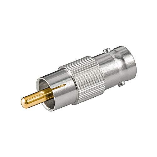 BNC-Kupplung auf RCA-Stecker (- Bnc-stecker-rca)