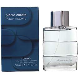 Pierre Cardin - Eau de Toilette Pour Homme - Eau de Toilette 50ml - Parfum Boisé - Parfum Homme