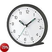 Analog-radio-sveglia TFA 60,1506,20 titan silenzioso-sweep-orologio