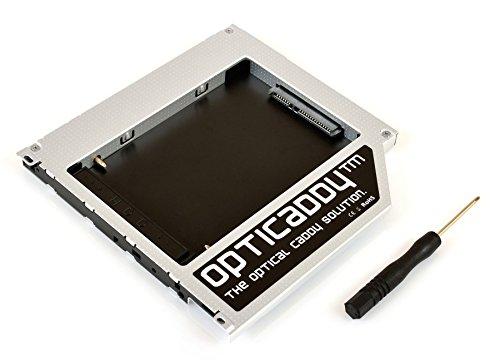 Opticaddy© SATA-3 HDD/SSD Caddy für alle Apple Unibody-Serie MacBook Pro 13