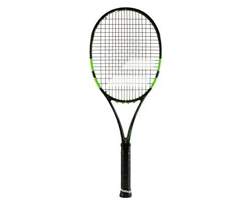 Tennisschläger Babolat Pure Strike 16x19 Wimbledon besaitet L3