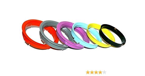 Alloy Wheels Spigot Rings Centre Rings 60.1-54.1 60.1-54.1 Hub Centric Rings