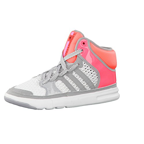 Adidas Irana, Stellasport-nero / rosso, 5.5 Us Bianco