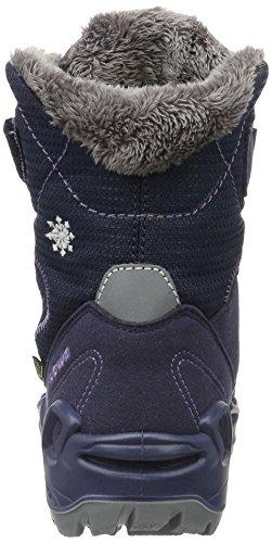 Lowa Milo Gtx Hi, Chaussures de Randonnée Hautes Mixte Enfant blau