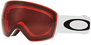 Oakley Flight Deck Masque de Ski Mixte Adulte, Matte White/Prizm Rose, EL. ADJUSTABLE (B00L4AT9DY) | Amazon Products