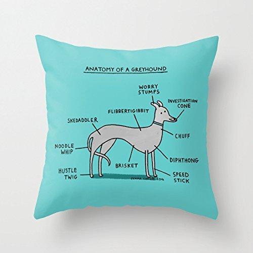 ahartsalestore-o27l-greyhound-anatomy-throw-pillow-18-x-18-square-pillowcase