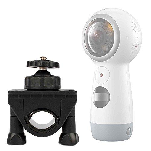 DURAGADGET Supporto da Bici per Action Camera Samsung Gear 360 2017 - Alta qualità