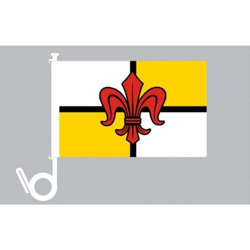 Auto-Fahne: Grefrath (Kreis Viersen) - Premiumqualität