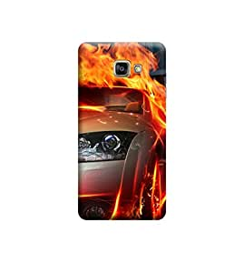 EPICCASE Premium Printed Mobile Back Case Cover With Full protection For Samsung Galaxy A7 (2016) (Designer Case)