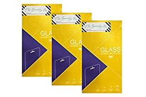 Sony Xperia E (Pack Of 3) Toughned / Tempered Glass with Oleophobic Coating
