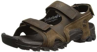 Timberland  EK COGDON SANDAL BRO BROWN, Sandales sport et outdoor homme, Marron - Marron, 40