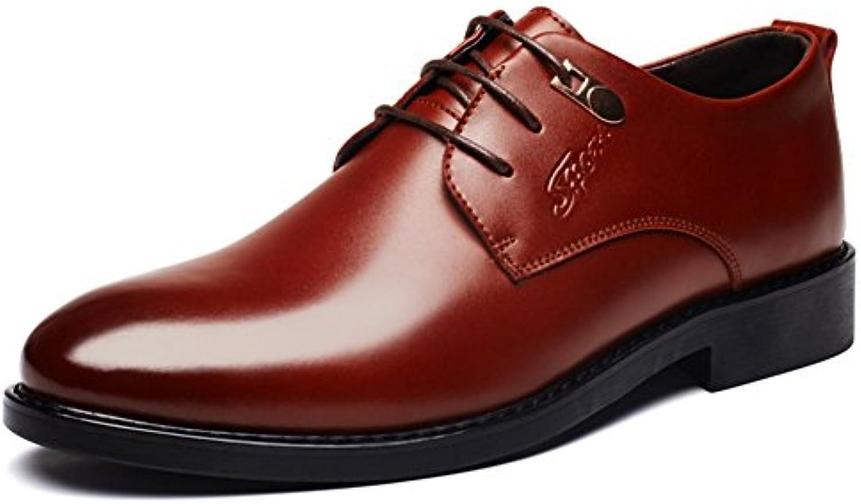 Herrenschuhe/Britischen Stil Schuhe/Geschaumlft wies Hochzeit Schuhe