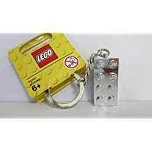 LEGO Metalized 2x4 Key Chain - Funda