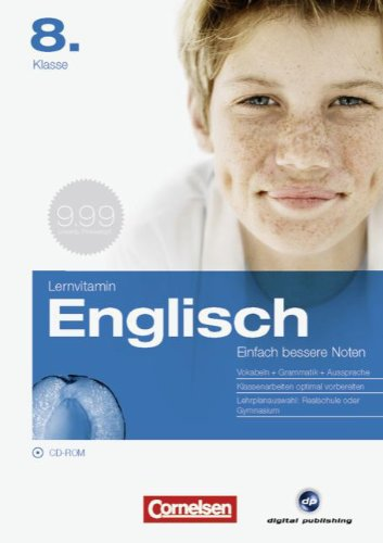 Lernvitamin E - Englisch 8. Klasse