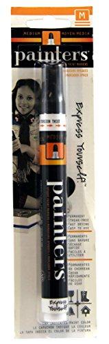 elmers-x-acto-painters-opaque-paint-marker-medium-tip-black-7327