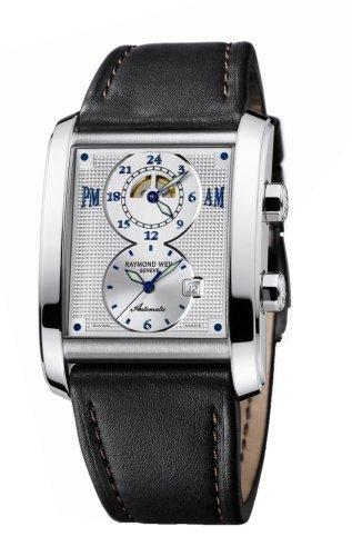 Raymond Weil 2888-STC-65001 - Reloj para hombre con correa de piel