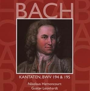Kantaten Vol.58 Bwv 194 & 195