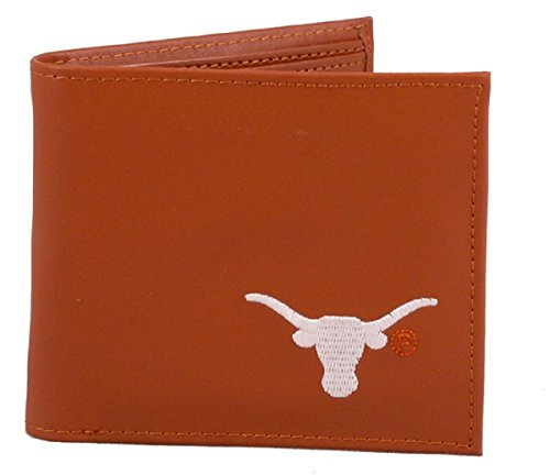 Sports Team Accessories Texas Longhorns Herren Faltportemonnaie Ut Burnt Orange