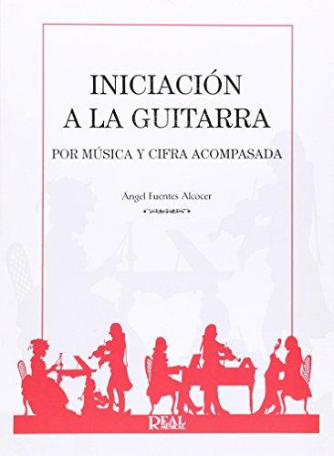 Iniciación a la Guitarra por Música y Cifra Acompasada