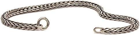 Trollbeads TAGBR-00010 - Bracciale da donna, argento sterling 925, 19 cm( senza chiusura )