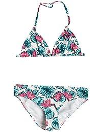 Roxy Beach Days - Maillot de bain une pièce pour Fille - Bleu - Roxy