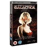 Battlestar Galactica - Season 1 Episodes 1-3