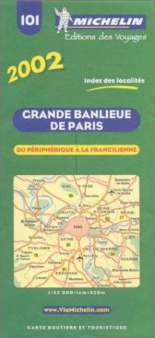 Grande banlieue de Paris du périphérique à la francilienne