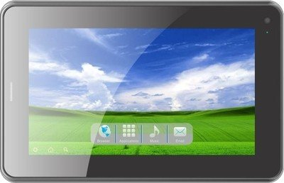 Intex Ibuddy 7DD01 Tablet (8GB, 7 Inches, WI-FI) White, 1GB RAM Price in India