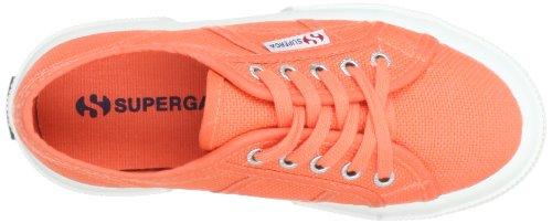 Superga 2750-Jcot Classic Scarpe da Ginnastica, Unisex Bambini Arancione (Fresh Salmon C92)