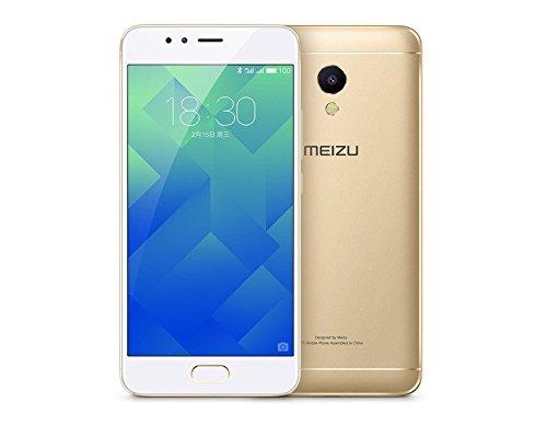 Smartphone M5S 3GB RAM/16GB Dorado