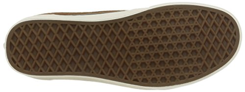 VansBrigata - Sneaker unisex adulto Grigio (Gris (Desert Tribe/S))