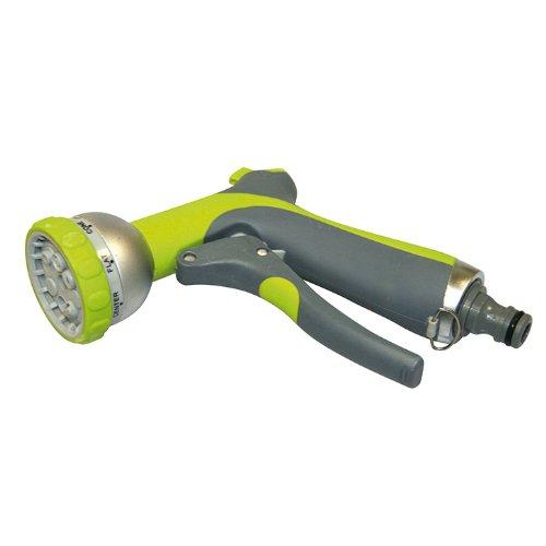 Xclou 346122 Pistolet d'arrosage multijet 8 fonctions