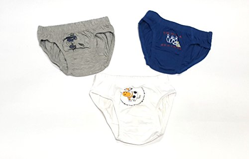 Momspet baby boys cotton innerwear briefs pack of 3