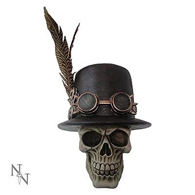 Nemesis Now - The Aristocrat Skull Ornament