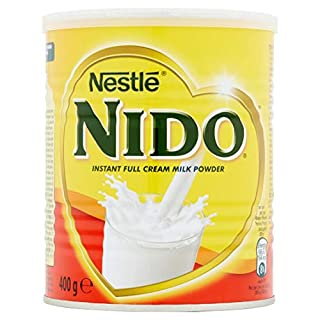 Nestlé Nido Milk Powder, 400g (Pack of 6) (B0051UCEK8) | Amazon price tracker / tracking, Amazon price history charts, Amazon price watches, Amazon price drop alerts