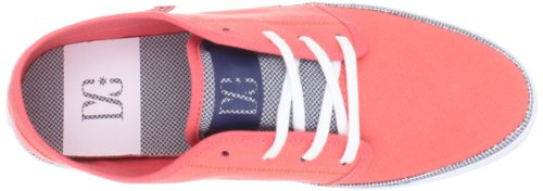 DC Shoes Studio Ltz, Chaussures basses femmes - Hot Coral